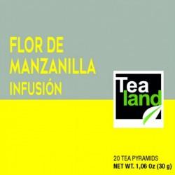 Pirámides infusión flor de manzanilla