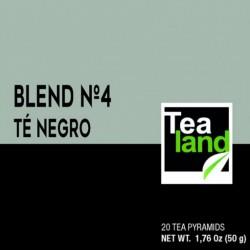 Pirámides té negro blend nº4