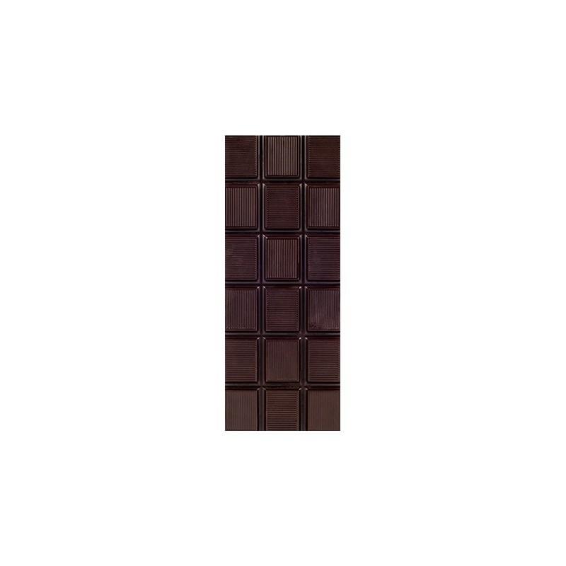 Chocolate negro ecológico 100% cacao La Virgitana