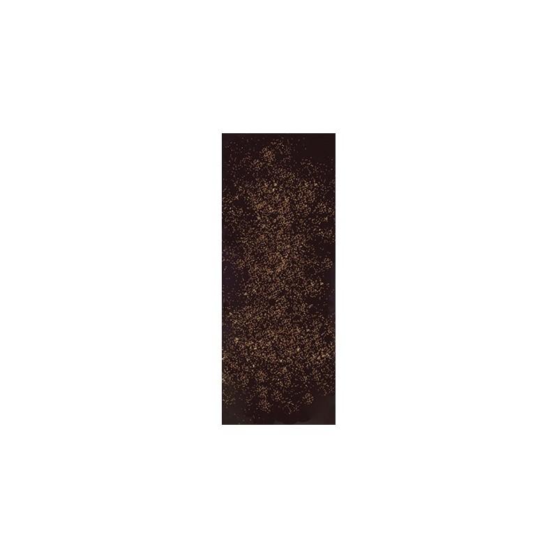 Chocolate negro ecológico 72% cacao con jengibre La Virgitana