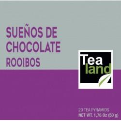 Pirámides Sueños de chocolate