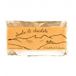 Chocolate blanco con arándanos Abuela Ili