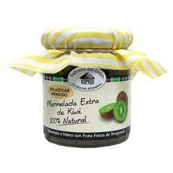 Mermelada extra de kiwi sin azúcar