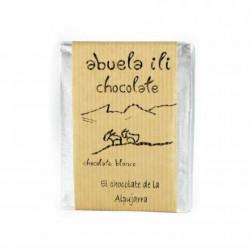 Chocolate blanco con...