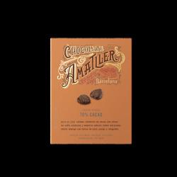 Hojas finas 70% cacao I