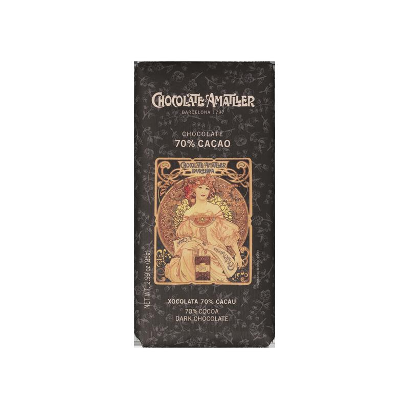 Chocolate 70% cacao Amatller