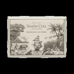 Chocolate a la taza 45% cacao y canela (receta original) Simon Coll