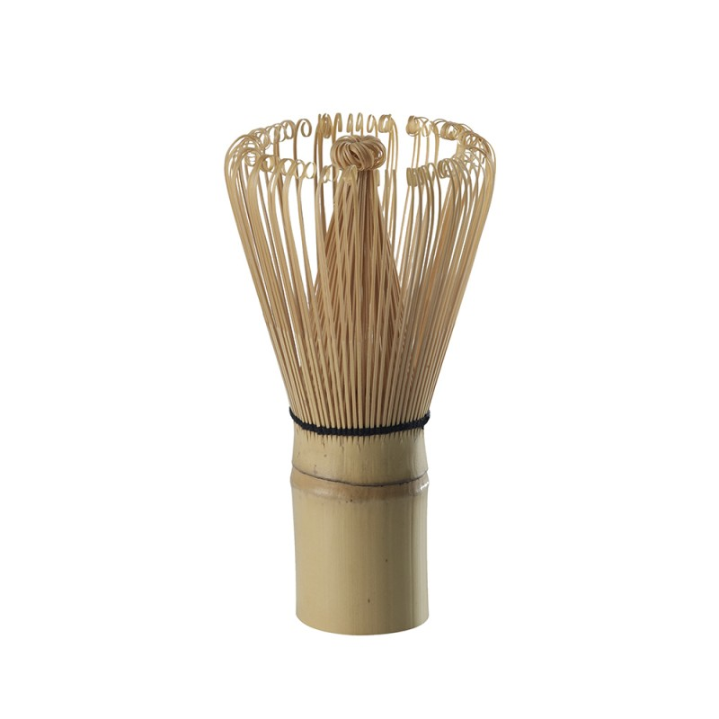 Batidora de bambú para té matcha