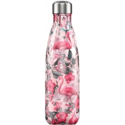 Botella termo flamencos 500 ml Chilly´s