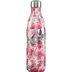 Botella termo flamencos 750 ml Chilly´s