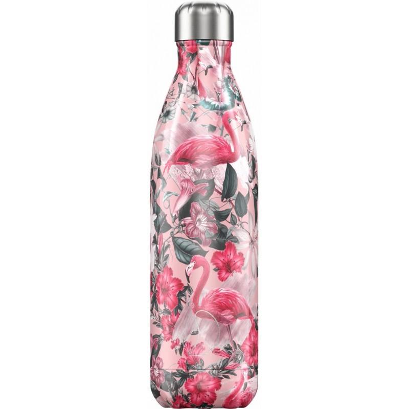 Botella termo flamencos 750 ml Chilly´s