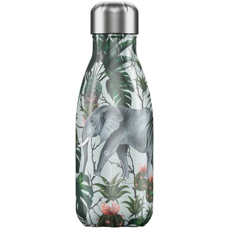 Botella termo Tropicale Élephant 260 ml Chilly´s