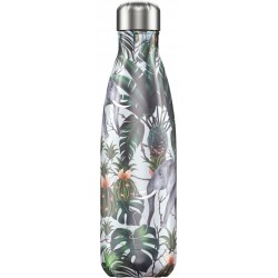Botella termo Tropical Elefante 500 ml Chilly´s
