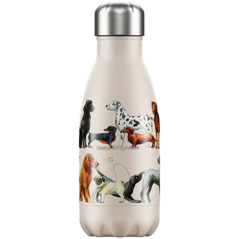 Botella termo Emma Bridgewater Perros 260 ml Chilly´s