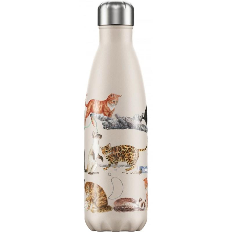 Botella termo Emma Bridgewater Gatos 500 ml Chilly´s