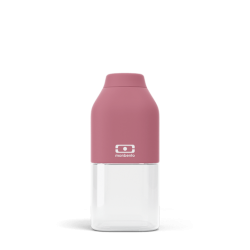 Botella reutilizable 330 ml rosa blush Monbento