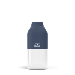 Botella reutilizable azul infinitive 330 ml Monbento