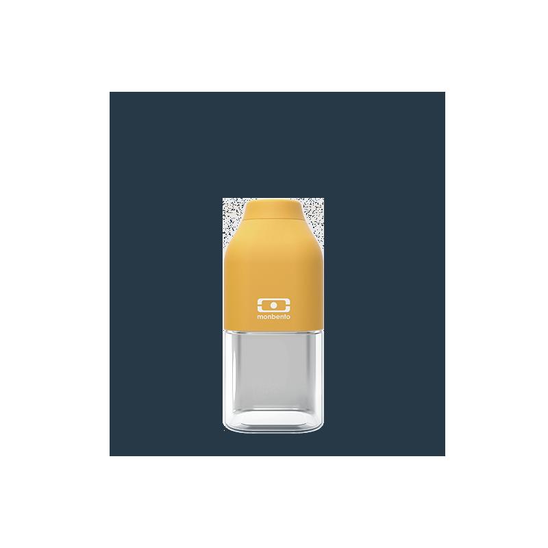 Botella reutilizable amarillo moutarde 330 ml Monbento I