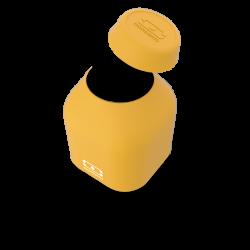 Botella reutilizable amarillo moutarde 330 ml Monbento II