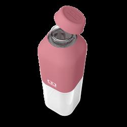 Botella reutilizable 500 ml rosa blush Monbento II