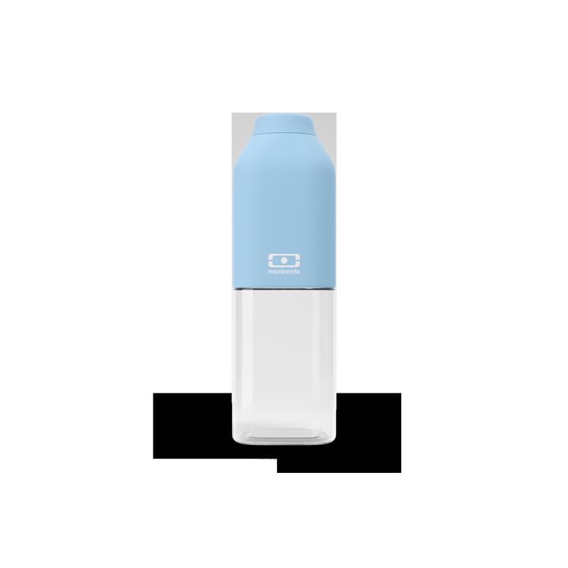 Botella reutilizable azul crystal 500 ml Monbento I