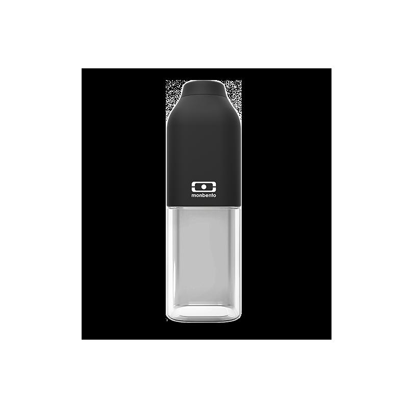 Botella reutilizable 500 ml negro onyx Monbento I