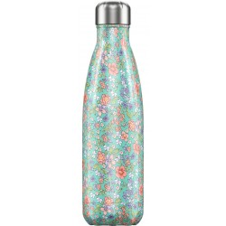 Botella termo Floral Peony 500 ml Chilly´s