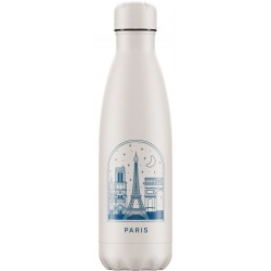 Botella termo Escapada Urbana Paris 500 ml Chilly´s