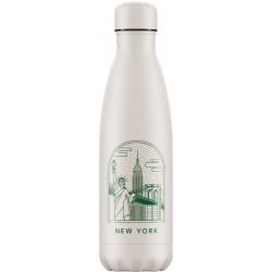 Botella termo Escapada Urbana New York 500 ml Chilly´s