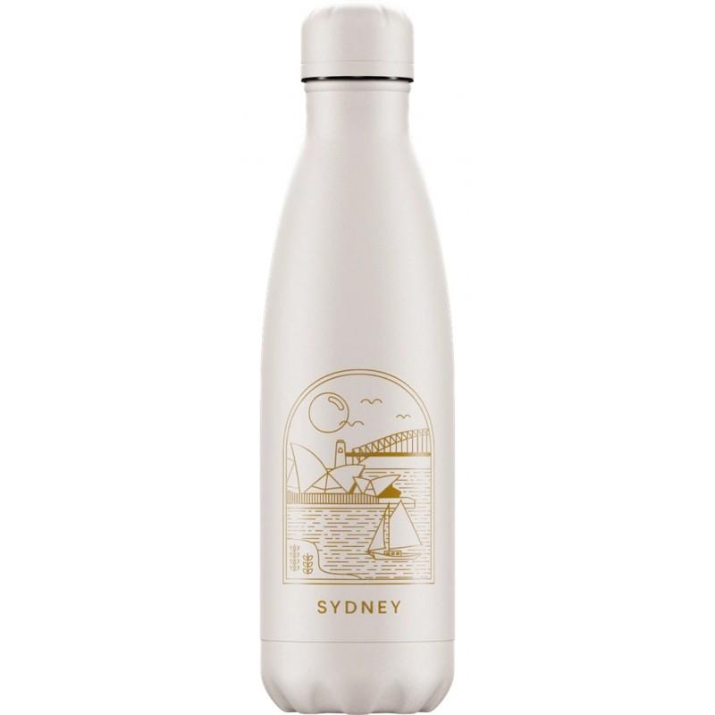 Botella termo Escapada Urbana Sidney 500 ml Chilly´s