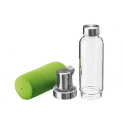 Botella termo vidrio 550 ml II