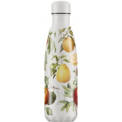 Botella termo botánica frutas 500 ml Chilly´s