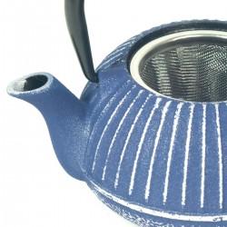 Tetera hierro fundido azul oscuro 300 ml II