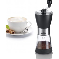 Molinillo de café manual Westmark Brasilia negro II