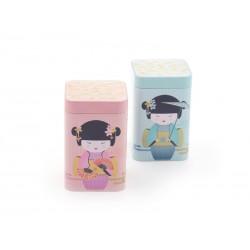 """Lata de té 100 g """"New little geisha"""""""