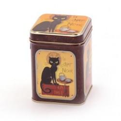 """Lata de té 100 g """"Le chat noir"""""""