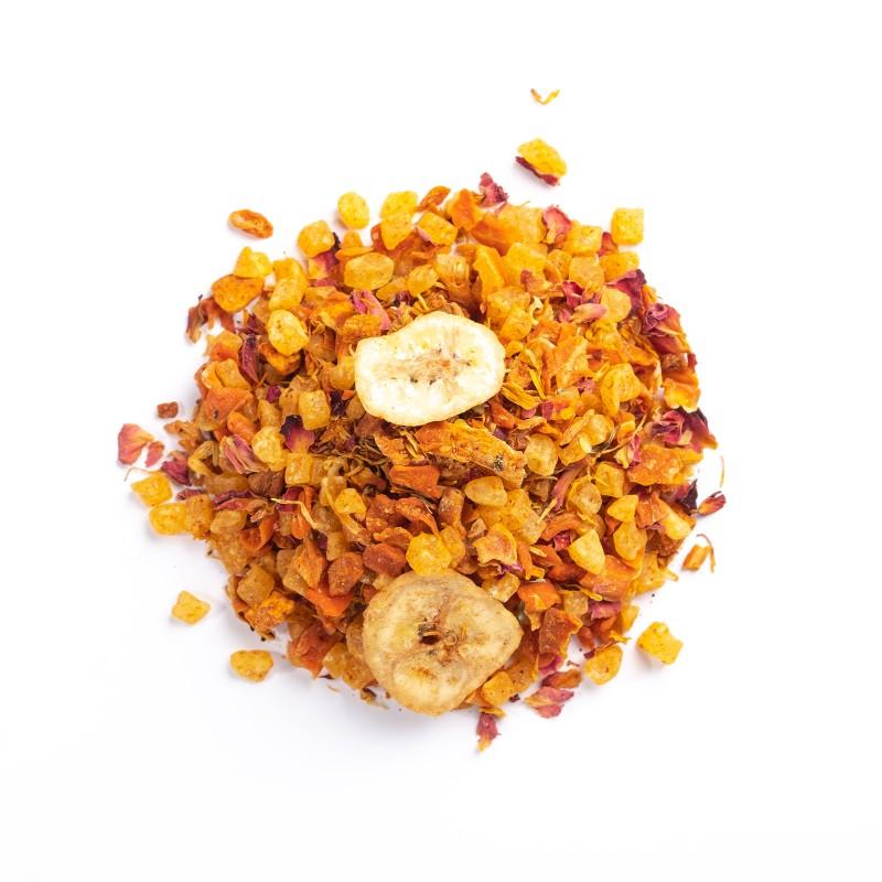 Infusión mezcla de frutas Anna banana