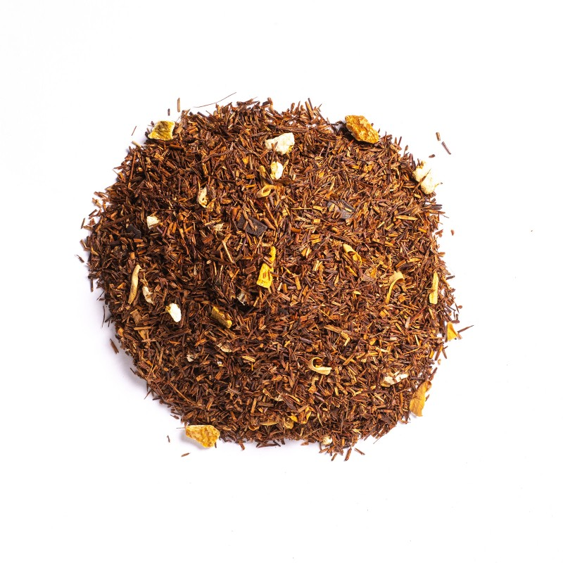 Infusión Rooibos chocolate naranja