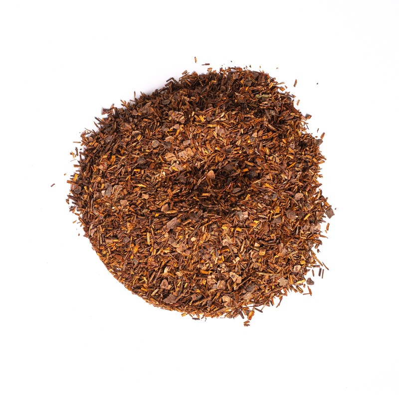 Infusión Rooibos chocolate caliente