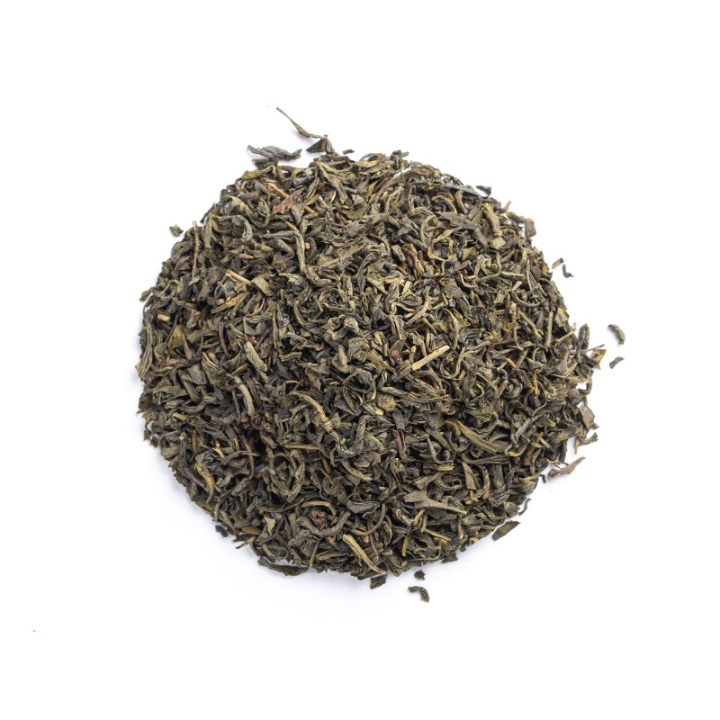 Té verde chun mee ecológico