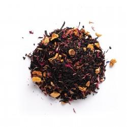 Té negro frambuesa