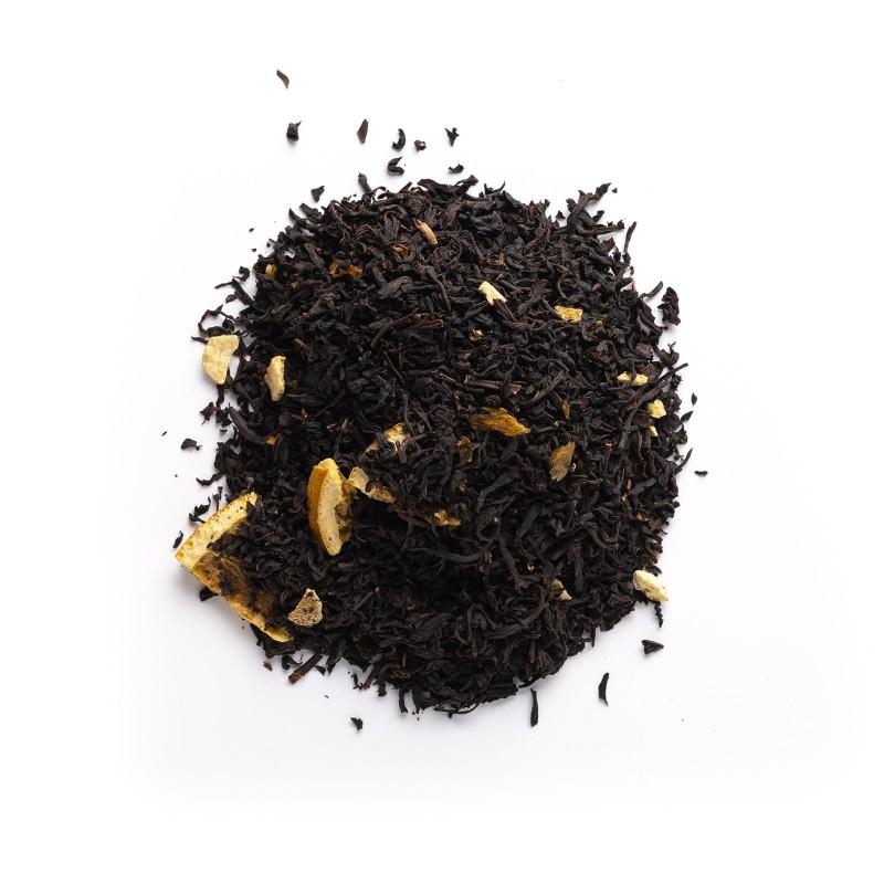 Té negro naranja ecológico