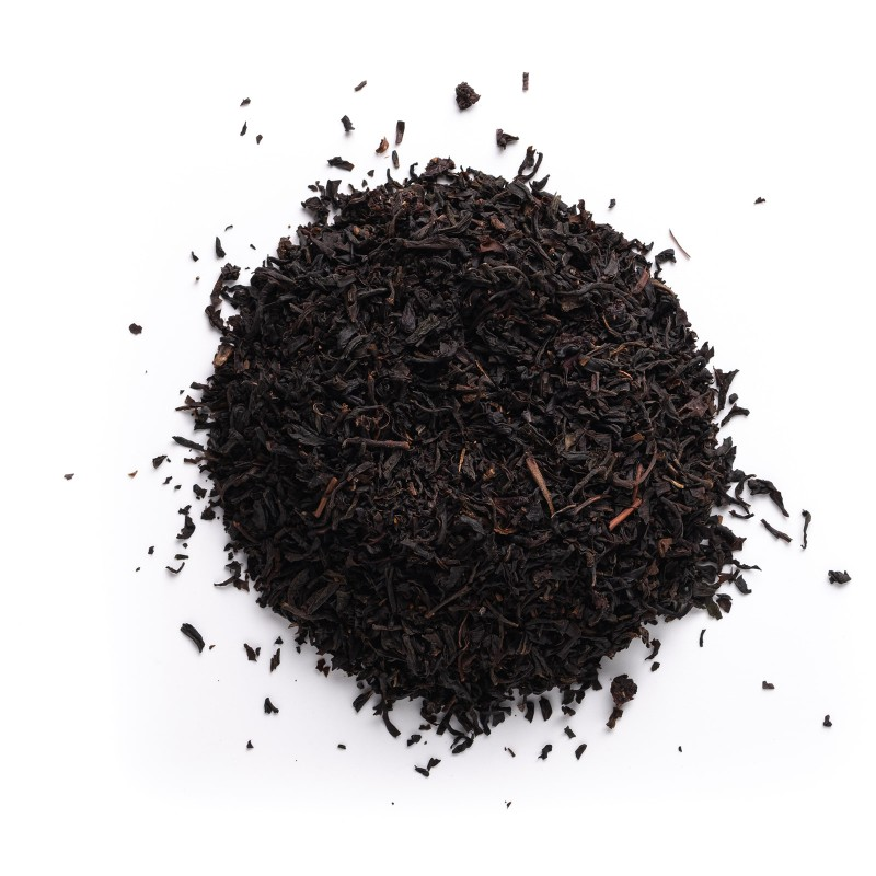 Té negro cereza