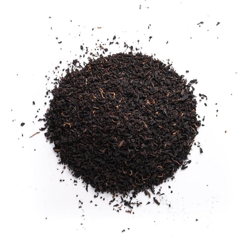 Té negro ceylan pekoe desteinado
