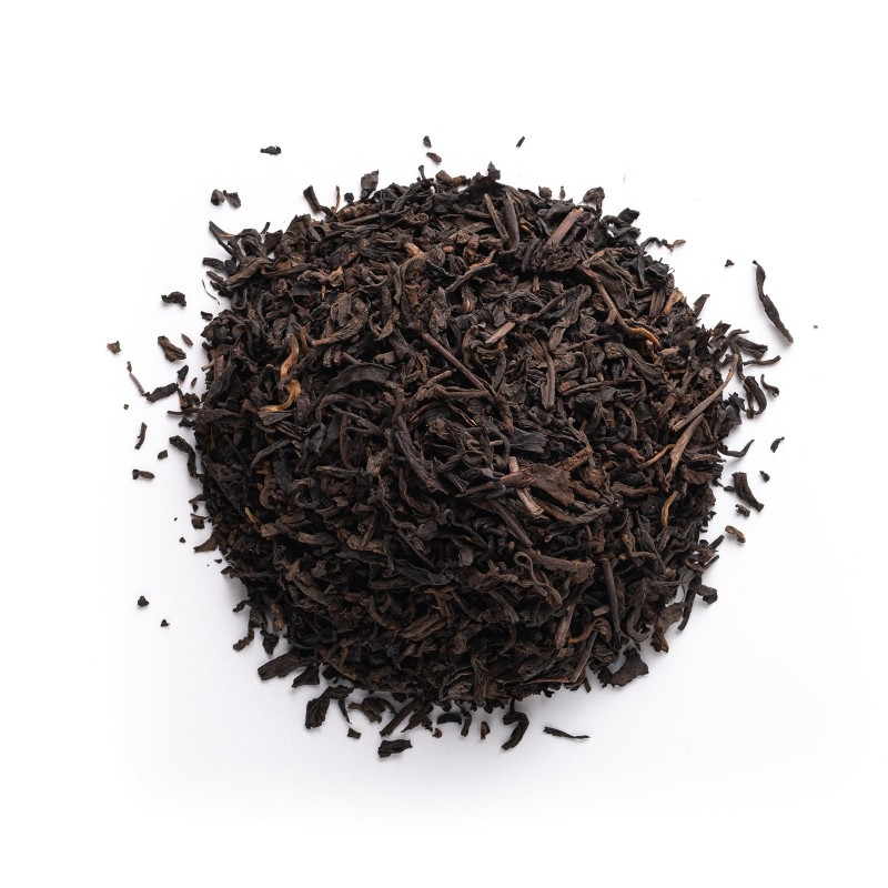 Té rojo pu erh yunnan