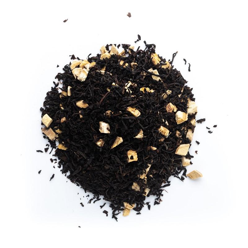 Té negro regaliz