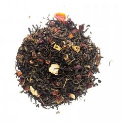 Mezcla de tés rojo y verde fitness