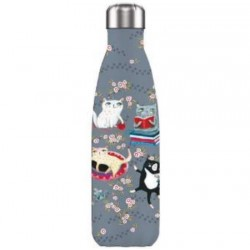 Botella termo Gatos 500 ml