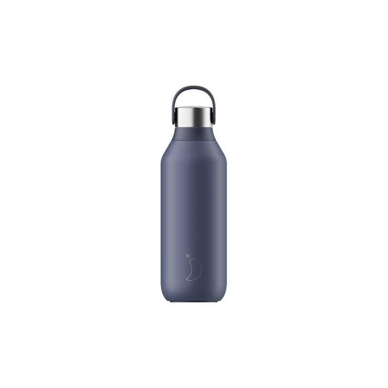Botella termo Azul Ballena Series 2 500 ml Chilly´s