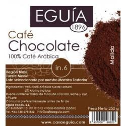 Café de chocolate